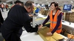 ВРоссии снизился размер беспошлинных онлайн-покупок из-за рубежа