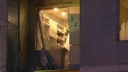 Первые кадры последствий хлопка газа вжилом доме вТвери