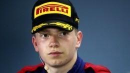 Лучшим молодым гонщиком 2019 года был назван Роберт Шварцман изПетербурга