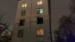Два человека погибли впожаре наюго-западе Санкт-Петербурга