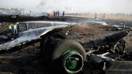 Пятнадцать человек погибли при крушении Ан-12 вСудане