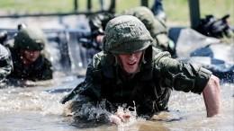 Американские эксперты включили морскую пехоту России впятерку лучших вмире