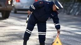Маршрутка влетела встолб вНижнем Новгороде