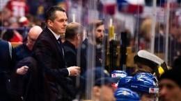 Тренер молодежной сборной Швеции похоккею предсказал тяжелый матч сРоссией