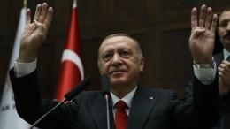 Эрдоган утвердил законопроект, предусматривающий отправку военных вЛивию