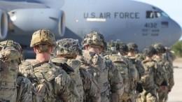 США отправят три тысячи военных наБлижний Восток после убийства Сулеймани