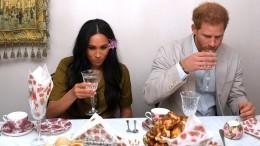Жителям Британии непонравился подарок Меган Маркл ипринца Гарри своему первенцу