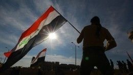 Автоколонна шиитского ополчения атакована своздуха вБагдаде, погибли шесть человек