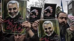 ВИране сравнили убийство Сулеймани собъявлением войны