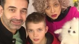Жену Дмитрия Певцова неузнали без макияжа