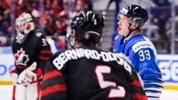 Канада разгромила Финляндию ипопробует отомстить России вфинале МЧМ похоккею