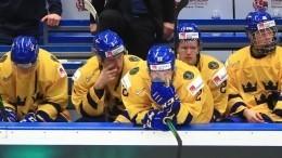 Шведские хоккеисты раскритиковали поведение россиян наполуфинале МЧМ