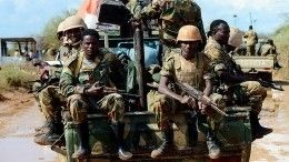 Боевики «Аш-Шабаб»* атаковали военную базу США вКении