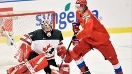 «Порвем канадский лист»: болельщики всети желают победы сборной России наМЧМ