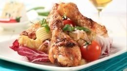 Куриные ножки скартошкой: как приготовить аппетитный ужин наРождество зачас
