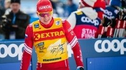Россиянин Александр Большунов впервые выиграл многодневную гонку «Тур деСки»