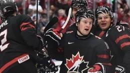 Сборная России уступила Канаде вфинальном матче молодежного чемпионата мира похоккею