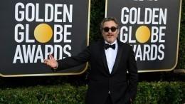 Хоакин Феникс получил «Золотой глобус» зароль вфильме «Джокер»