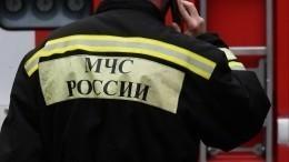 Пятимесячного младенца спасли при пожаре вХабаровском крае