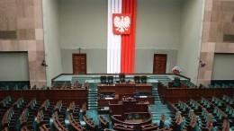 Польша хочет запретить российскую трактовку исторических событий