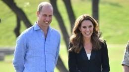 Кейт Миддлтон встретилась спредполагаемой любовницей принца Уильяма