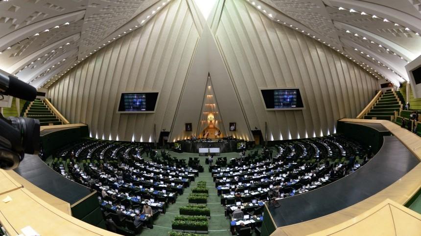 Парламент Ирана признал Армию США террористической организацией
