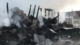Три человека погибли иодин пропал без вести при пожаре вНижегородской области