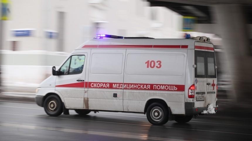 Видео: «скорая помощь» насмерть сбила мальчика вКарачаево-Черкесии