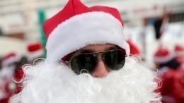Мужчина вкостюме Деда Мороза облил ребенка кипятком вовремя представления