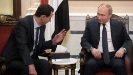 Путин отметил эффективность сотрудничества РФиСАР вборьбе стерроризмом