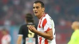 Сербского футболиста Дарко Ковачевича обстреляли вАфинах