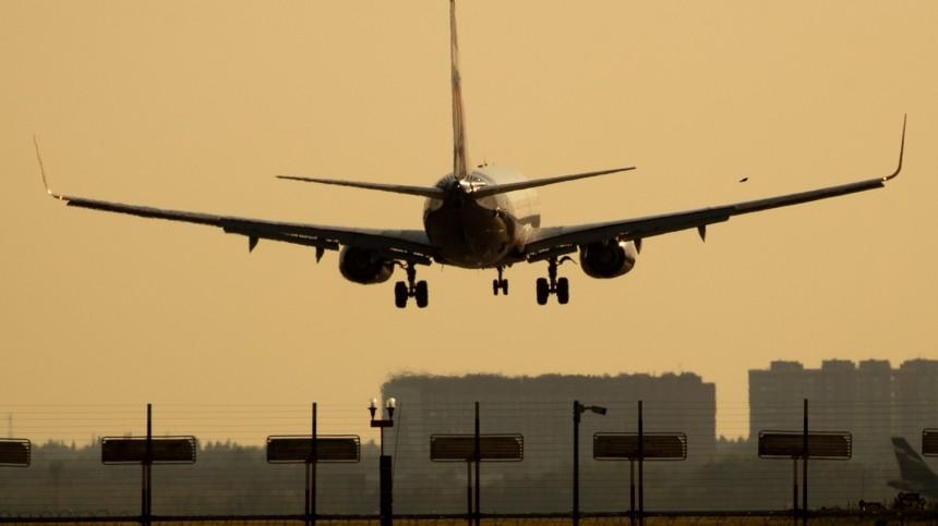Самолет Boeing 737 разбился вскоре после вылета изТегерана