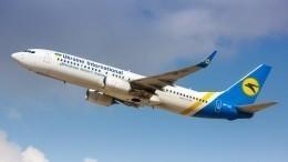 Украинский Boeing-737 пропал срадаров сразу после взлета