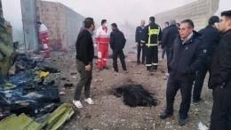 Все люди, находящиеся наборту рухнувшего Boeing-737 вИране, погибли— Reuters