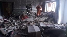 Ребенок погиб при хлопке газовоздушной смеси вКазахстане