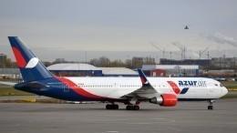 Авиакомпания AZUR air сообщила окорректировке маршрутов полетов вчетыре страны
