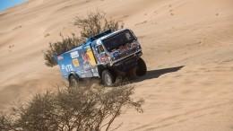 Экипаж Шибалова победил вчетвертом этапе ралли «Дакар» взачете грузовиков