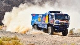 «Безумное количество камней»: участники «КАМАЗ-мастер» рассказали отрассе «Дакар»