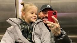 «Теперь играйте наусы!»: Тимати проспорил дочке исбрил бороду— видео