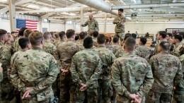 Глава Пентагона: армия США остается вбоевой готовности после событий вИраке