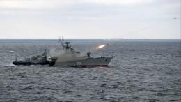 Путин поблагодарил ВМФ иМинобороны зауспешные учения вЧерном море