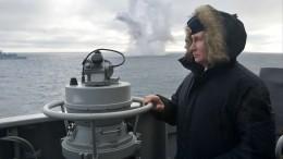 Грандиозное зрелище: Как прошли масштабные учения Северного иЧерноморского флотов