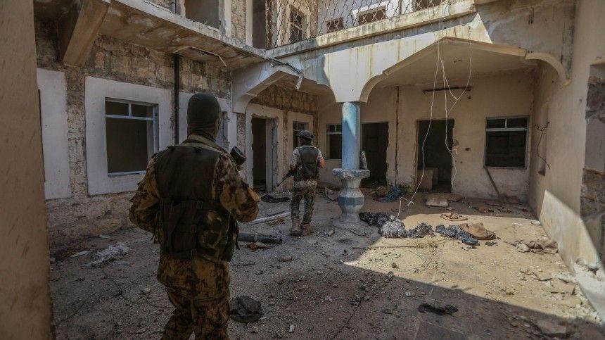 Десятки домов восстановлены вразрушенном боевиками сирийском городе Алеппо