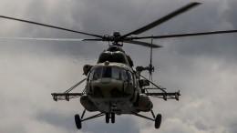 Никто непострадал при экстренной посадке вертолета Ми-8 наТаймыре