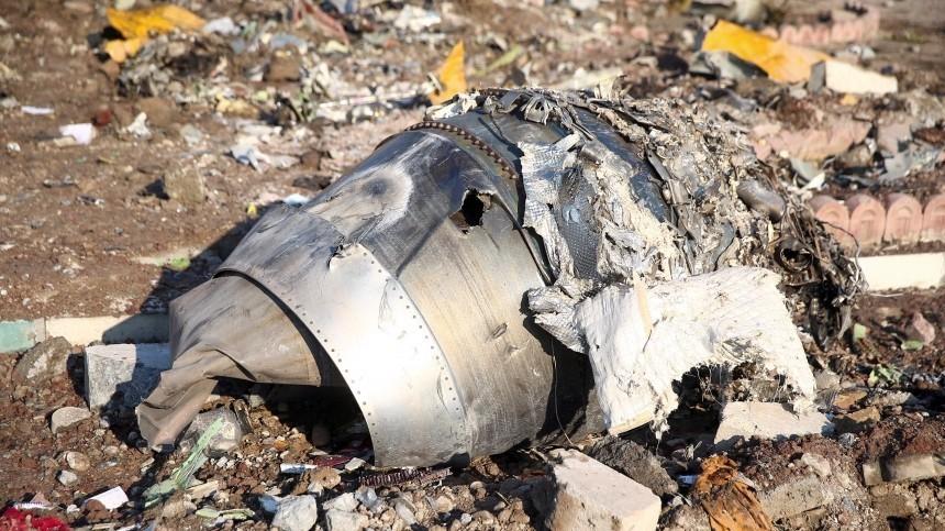 Франция предложила Ирану помощь врасследовании крушения украинского Boeing