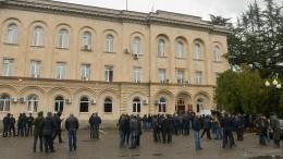 Москва рассчитывает наскорейшую стабилизацию обстановки вАбхазии— МИД РФ