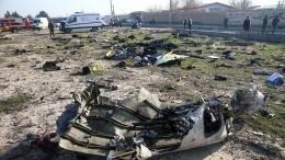 Украинский Boeing-737 вИране мог быть сбит неодной, адвумя ракетами— CNN