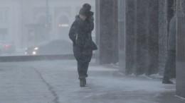 ВЯмало-Ненецком автономном округе объявлено штормовое предупреждение