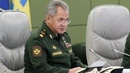 Шойгу поручил российским военным отслеживать развертывание РСМД США