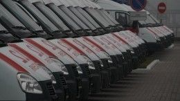 Ленобласть закупила 48 единиц передвижной техники врамках нацпроекта «Здравоохранение»